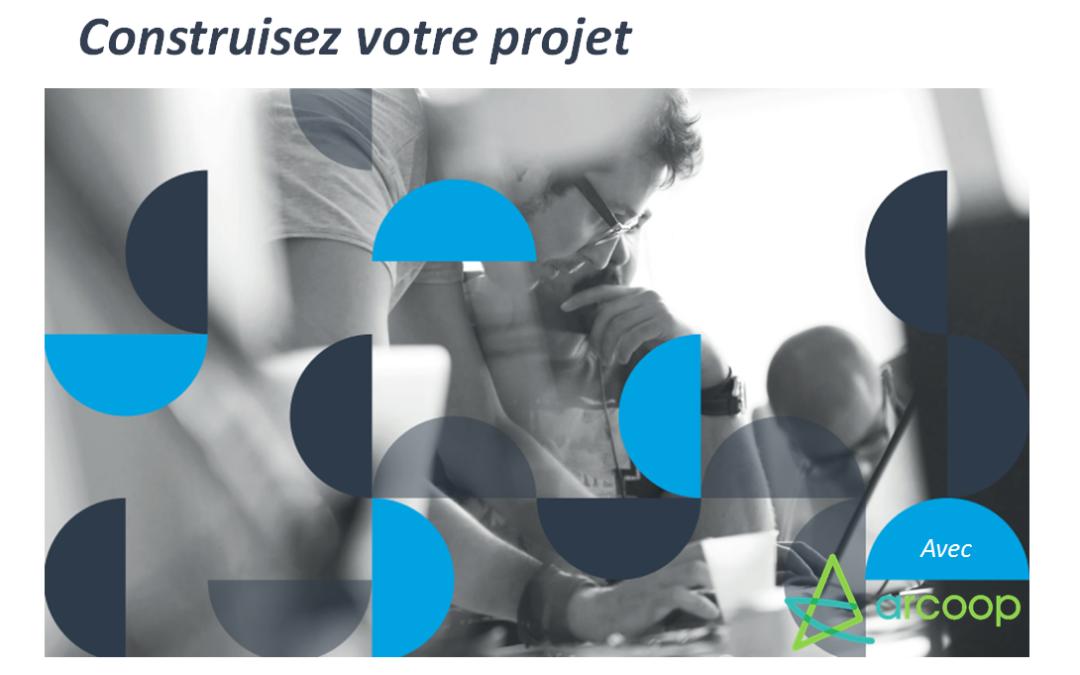 En 2021, Arcoop vous accompagne dans votre projet d'entreprise