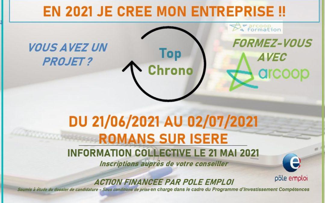 Du 21/06 au 02/07, formez-vous à l'entrepreneuriat à Romans sur Isère
